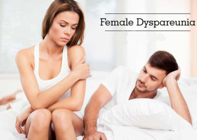 Pain During Intercourse (Dyspareunia)